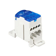 Terminal Block Din Rail Distribution Box Universal Electric Wire Connector Box