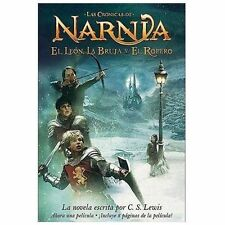El Leon, la Bruja y el Ropero (Cronicas de Narnia) (Spanish Edition) by Lewis, C