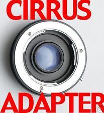 adapter Minolta MD MC lens to SONY DSLR MINOLTA Maxxum