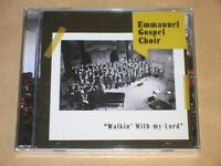 CD / EMMANUEL GOSPEL CHOIR / WALKIN' WITH MY LORD / NEUF SOUS CELLO