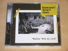CD / EMMANUEL GOSPEL CHOIR / WALKIN' WITH MY LORD / NEUF SOUS CELLO