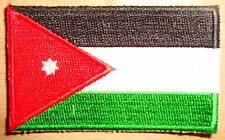 JORDAN Country Flag Embroidered PATCH Badge