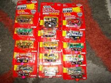 RACING CHAMPIONS STOCK RODS LOT OF 15 CARS CHEVY Ford