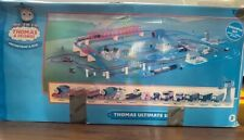 Thomas and Friends Motor Road & Rail Ultimate Set by Tomy