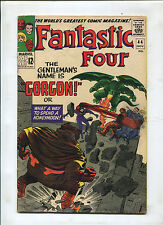 FANTASTIC FOUR #44 (4.0) 1ST APPEARANCE OF GORGON! KEY ISSUE!