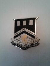 Authentic WWII US Army 112th Engineer Regiment Unit DI DUI Insignia NH