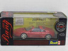 Ferrari 348 ts Spyder in rot, OVP, Bang, 1:43