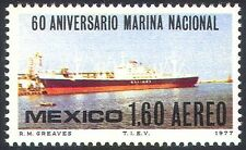 MEXICO 1977 Merchant Marine/spedizione/trasporto/Barca/COMMERCE/TRADE 1v (n24959)