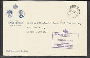 RHODESIA 1950 OFFICIAL FREE