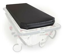 "ASP ECONOMY 76"" X 26"" X 3"" UNIVERSAL STRETCHER PAD - 8"" Angled Corners at Head"