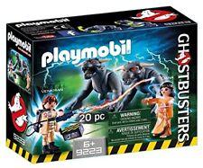 PLAYMOBIL Venkman and Terror Dogs #9223 New