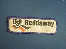 Vintage USF Reddaway Trucking Company Logo Iron On Patch Badge