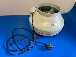 "Systemair RVK 200L1 Circular Duct Fan AC Motor 8"" - 200mm"