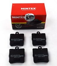 MINTEX REAR BRAKE PAD SET FOR CHRYSLER|MERCEDES-BENZ MDB1926 FAST DISPATCH