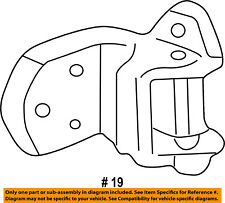 Dodge CHRYSLER OEM 84-94 B250 Door-Hinge Pin 6500976