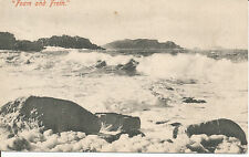 PC27720 Foam and Froth. Frith. 1905