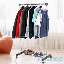 Kleiderständer Garderobenständer Wäscheständer Kleiderstange Rollenständer