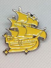 Disney Trading Pin - Peter Pan Flying Jolly Roger Pirate Ship