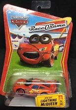 Disney Pixar Cars Spin Out Lightning McQueen #36 World of Cars WoC series Mattel
