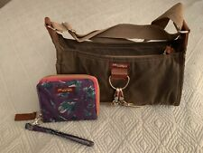 Po Campo Pilsen Bungee Handbag With Bifold Wallet!