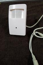Full HD 1080p Fake Motion Detector 2 MP HDCVI Hidden Spy Security Camera