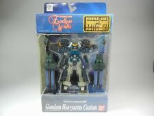 "MSIA  Gundam W ""XXXG-01H2 Gundam Heavyarms Custom Japan ver."" Figure Bandai  New"