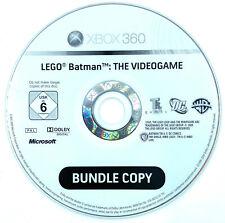 Lego Batman - Jeu Xbox 360 - Disque seul - PAL FR