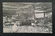 Mint Vintage Dayton OH 1913 Great Fire Newsalts Jewelry Store Ruins RPPC
