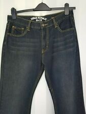 New Man Dark Blue/Black Jeans from Urban Republic W32L30/W32L32