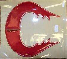 CFL Montreal Alouettes Helmet Decals (Sheet of 2) - 1960 - 1969 Helmet Logo