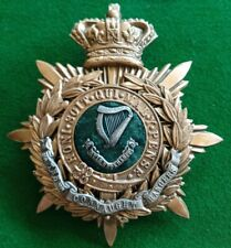 More details for victorian connaught rangers, officer's helmet plate