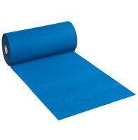 MOQUETTE BLU passatoia h100 cm retro gomma antiscivolo tappeto corsia agugliata