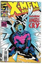 X-MEN ADVENTURES  #12 WHEN ANGLES CRY Oct 1993 MARVEL COMIC