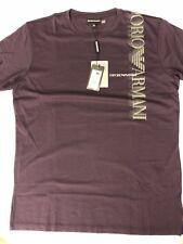 b2eab60649d Emporio Armani Purple Short Sleeve T-shirt 2xl P1t19j