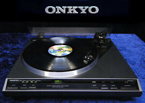 Plattenspieler ONKYO CP-1500F Vintage HiFi Direct Drive Full Automatic Turntable