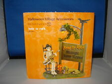 Department 56 Halloween Bone To Rock Battery Lighted accessory