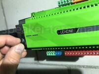 Loxone SD Karte Adapter für Hutschiene (schwarz / Black)