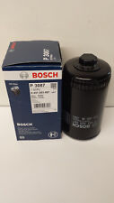 VW Transporter T4 1V Genuine Bosch  Oil Filter 2.4D 2.5TDi 2.5 1990-2003