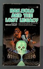 Han Solo and the Lost Legacy by Brian Daley Star Wars Pb SF UNREAD Chewbacca