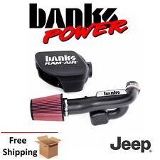 Banks Power Cold Air Intake System Fits 2012-2016 Jeep Wrangler 3.6L V6