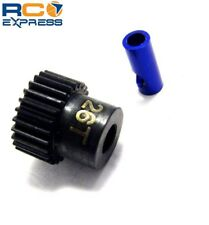 Hot Racing 26t Steel 48p Pinion Gear 5mm or 1/8 NSG826