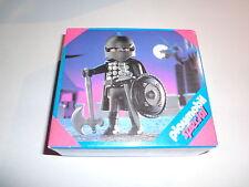 Playmobil Special Schwarze Ritter Raubritter Prinz 4517 Ritterburg Neu Ovp