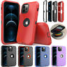 For iPhone 12 Pro Max/11 Case Shockproof Hybrid Rugged Hard Armor Phone Cover