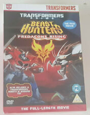 DVD Transformers Prime Beast Hunters - Predacons Rising [DVD] with Toy NEW