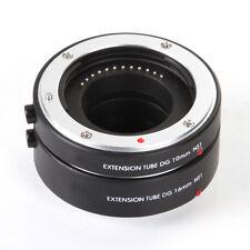 FOTGA Auto focus AF Macro Extension Tube 10mm+16mm for Nikon 1 mount J1 J2 J3 V1