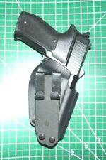 Front Line K4340-Bk Rh Black Kydex Tuckable Iwb Holster for Sig Sauer P226