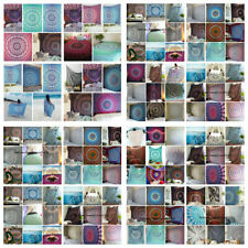 Wholesale lot 20 pc Indian Mandala Tapestry Wall Hanging Tapestry Bedspread Twin