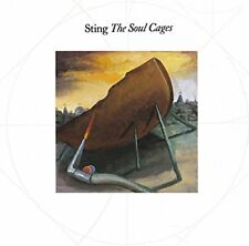STING SOUL CAGES ENHANCED REMASTERED CD NEW unsealed