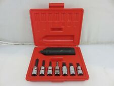 Snap On 208pit Impact Driver Set 38 Dr With Case Made In Usa