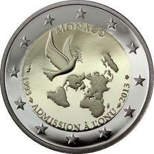 Pièces euro de Monaco pour 2 euro Année 2013
